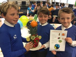 Beechwood Fairtrade Schools Breakfast