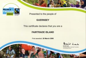 Fairtrade New Certificate