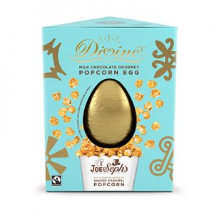 Fairtrade Easter Eggs From Divine And The Meaningful